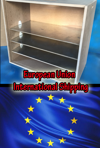 Transport Case European international Shipping